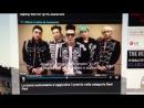 Big Bang thanksgiving speech 2012 (MTv Fest Fan)