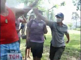 Антигейская революция 20.05.2012 (геи гомосеки гейпарад май травень киев)