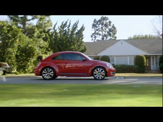 The dog strikes back - 2012 volkswagen game day commercial