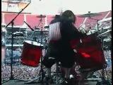 Самый быстрый барабанщик в мире Joey Jordison (SlipKnot) - Prosthetics