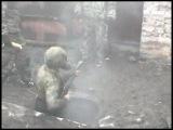 Квалификационные испытания на право ношения Крапового берета 7 ОСН осень 2003г (часть 2)