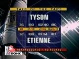 Майк Тайсон - Клиффорд Этьен / Mike Tyson vs Clifford Etienne