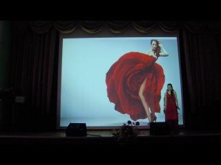 Супер-девочка Олеся Петрова-вице-мисс Университета МВД 2012