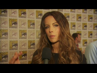 Kate Beckinsale - Comic Con