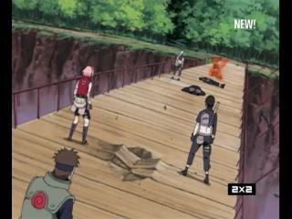 Наруто Ураганные Хроники / Naruto Shippuuden 40 серия. ПМ 2х2