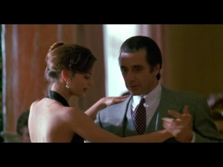 Запах женщины (1992) - Танец Аль Пачино, Танго