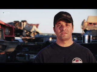 Автокороли пустыни: 1x01 Parts and Restoration (1965 Ford Thunderbird)
