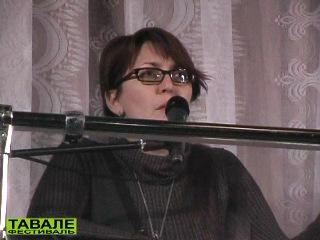 Елена Петровна Коструб: д. ''Помощь без насилия в современном мире''