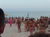 Нудисткий пляж в Коктебеле