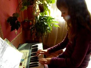 Венгерская народная песня , исполнитель Анна Болдырь.