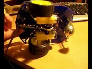 PID регулятор с инклинометром