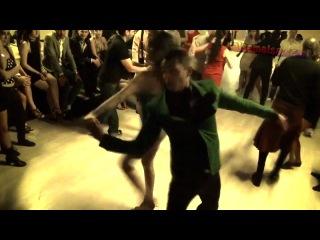 Adolfo Indacochea & Busra Araci @ Istanbul International Dance Festival 2011