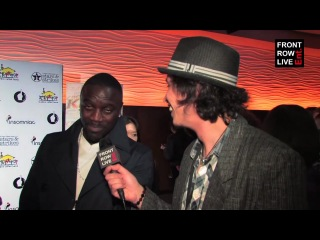 Akon interview w/ Robert Herrera