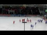 Енисей Динамо Казань (1:1) Гол Пашкин