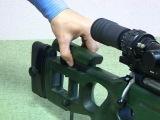 ИжМаш - Снайперская винтовка СВ-98.