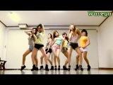 waveya ★G.NA 지나 2HOT 투핫 안무 Dance Practice★Korean dance team