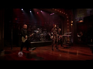 Garbage - Blood For Poppies (Jimmy Fallon 2012-05-18
