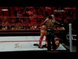 WWE Vengeance 23.10.2011 - The Miz & R-Truth vs. CM Punk & Triple H