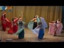 Студия восточного танца Даньяна Танец с вуалью
