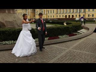 Любаша и Олежа, романтика