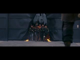 Темный рыцарь. Возвращение легенды  трейлер КАК (!) я ЖДУ!!! № 2