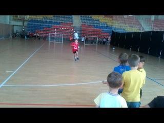 Учебно-тренировочные занятия по футболу в СК Абакан