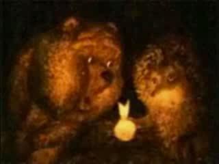 мультик про Ежика и Медвежонка)
