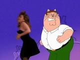 Питер Гриффин - На мне костюм кота / Peter Griffin - Dressed like a cat (Paula Abdul - Opposites Attract) [HD]