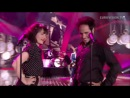 1259 Izabo - Time Eurovision 2012 - Israel - 13th place 1SF