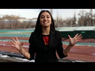 конкурс Мисс студенчество России 2011 участница Адила Рагимова визитка спасибо Саше он профессионал
