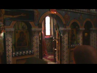 воскресная Литургия в Тбилиси