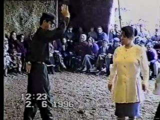 Аварская свадьба в Дагестане в лихие 90-е))))))))