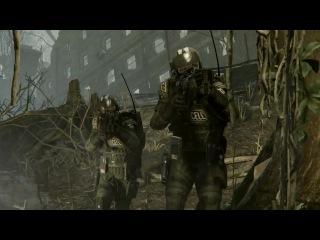 Crysis 3: Multiplayer Hunter Mode Reveal Trailer   GamesCom 2012