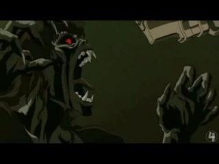 Ди- охотник на вампиров! под музыку Rammstein