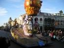 Парад мульт героев Диснейленда в Париже