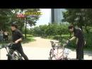 Running Man  Бегущий человек 54 (2011.07.31) (Часть 1) Choi Kang Hee, Jisung (Protect the Boss
