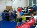1 бой. Продолжения 2 раунда Влад Бардаков