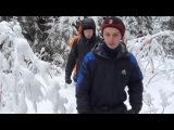 Поход в Карпаты Новый Год 2012