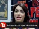 Cris Morena no me dejaba cortarme el pelo Lali Esposito para TeleShow