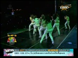 [PERF] SNSD - Kissing you, Into the new world & Gee (Pattaya Music Festival/2009.03.21)