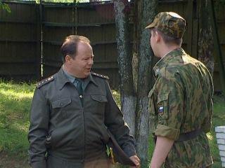 Солдаты 2 сезон 2 серия С 10 00 мин вообще очень смешно