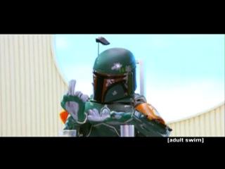 Робоцып: Звездные войны - За столом с Дартом Вейдером