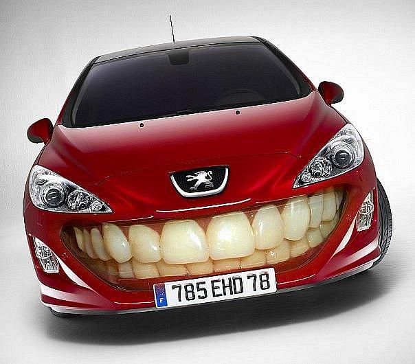 фото автомобиля стоматолога увидите