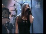 Avril Lavigne - Fuel (Metallica cover, MTV Icons)