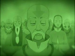 Путешествие по чакрам (отрывок из мультфильма «Аватар. Легенда об Аанге»)