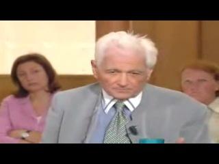 Jacques Derrida vs Régis Debray - part 4