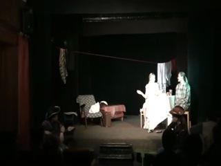 Наша постановка Теннеси Уильямс