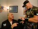 John Cena Kurt Angle backstage | WWE SmackDown 17/06/2004
