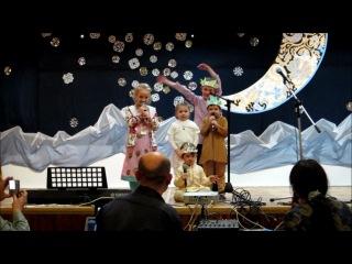 Песенка Шри Ганеше -  Концерт на Всеукраинской Пудже Шиваратри во Львове. Поют детки Володи Чёрного и Саши Белого.