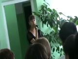 Юля Дементьева - последний звонок